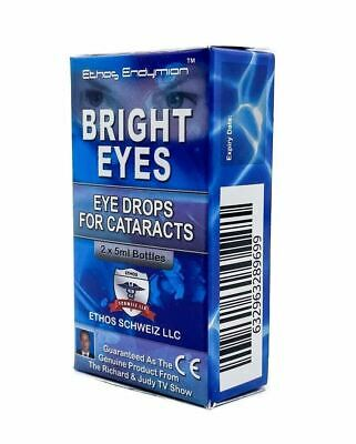 Ethos Bright Eyes NAC Eye Drops for Cataracts 1 Box 10ml