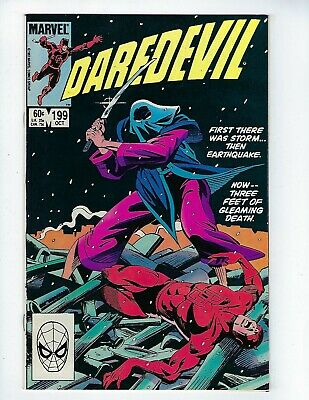 Daredevil # 199 (Oct 1983), Nm