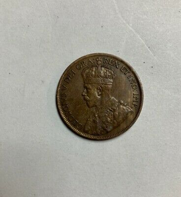 1919 Canada Large One Cent