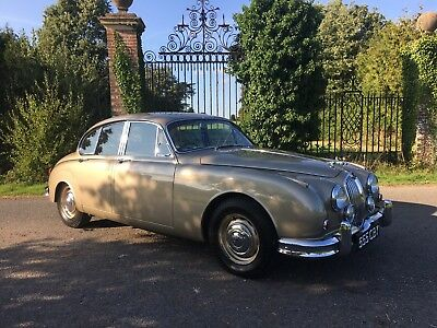 Jaguar MK2 1964 2.4 only 45000 miles from new