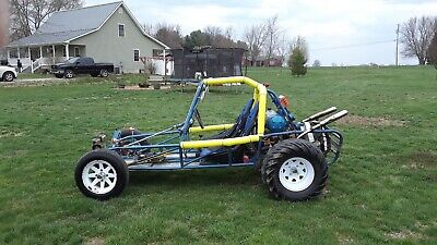 Cool Street Legal Sand Rail Buggy Vw Air Cooled W Title Lights Turn