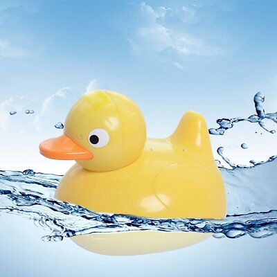 Mini Bluetooth Speaker IPX6 Waterproof Bath Duck Shape Children Playing Tool W