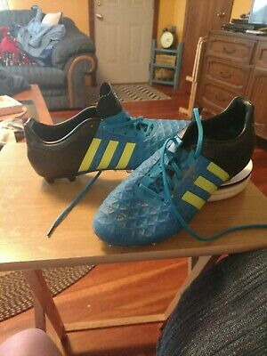 online retailer 5c1a9 73c0f Mens 10.5 Adidas ace 15.2 fg soccer cleats