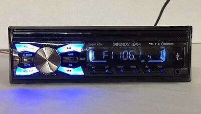 Radio for Kubota Tractor AM/FM/SD/USB/Aux In/Bluetooth  And RTV-1100