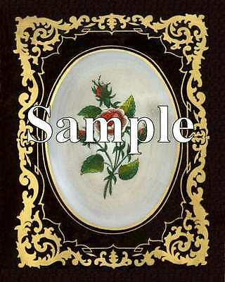 REPLACEMENT PICTURE COPY #1, 8 x10 NEW HAVEN OGEE CLOCK