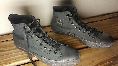 f6d1146d3315 Converse Chuck Taylor All Star High Top Black Mono Unisex Sneaker M3310  Size 10