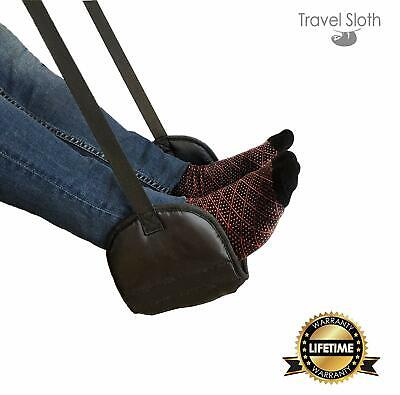 Airplane Footrest – Premium Airplane Travel Accessory Medical Memory Foam Relief