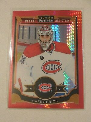 2015/2016 OPC Platinum Red Prism /149 U PICK