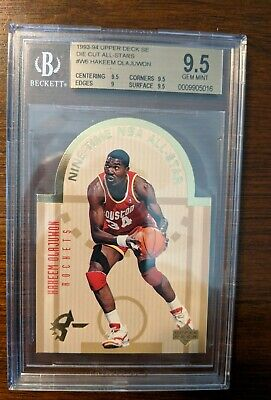 78418c926365e5 1993-94 UPPER DECK SE  MJR1 Michael Jordan Retirement Card - Chicago ...