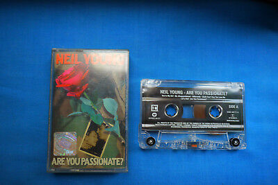 Neil Young - Are You Passionate? Cassette MC