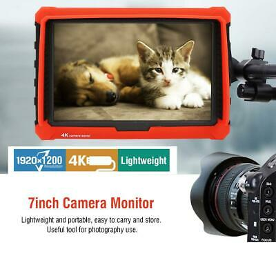 "LILIPUT Portable A7S 7"" ISP HD Screen 4K HDMI Video DSLR Camera Field Monitor"