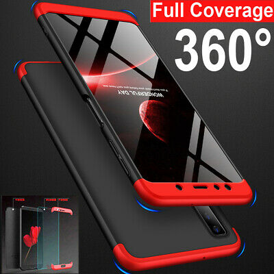 360° Full Body Armor Case For Samsung Galaxy A30 A50/ M30 M20 M10 Hybrid Cover