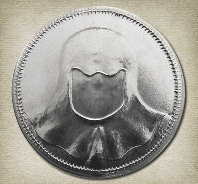 A Game Of Thrones Series Silver Coin Of The Faceless Man (Man Valar Morghulis)