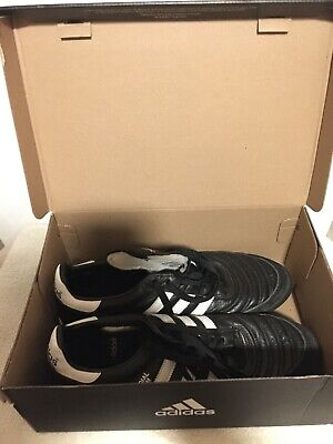 33c3977f1 Adidas Performance Mundial Team Turf Soccer 091228 Black K-leather U.S Men  11.5