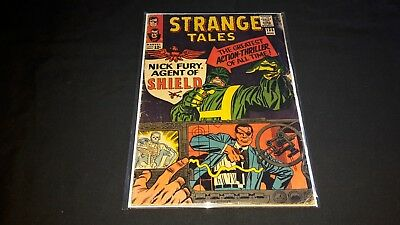 Strange Tales #135 - Marvel Comics - August 1965 - 1st Print - 1st SHIELD