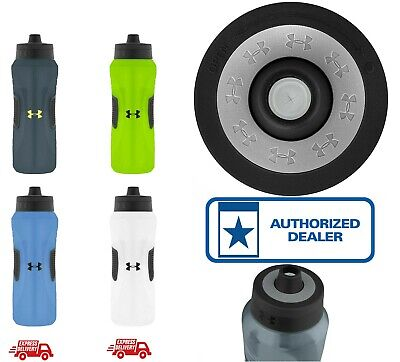 HOLIDAY SALE Quick Shot Lid Squeeze Under Armour Bottle - 32 Oz. *USA STOCK*