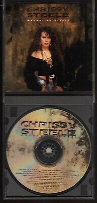 Chrissy Steele: Magnet To Steele Cd Ff Hard Rock Tim Feehan Out Of Print