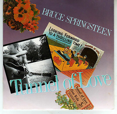 Bruce Springsteen: Tunnel Of Love / Two For The Road 45 Rpm