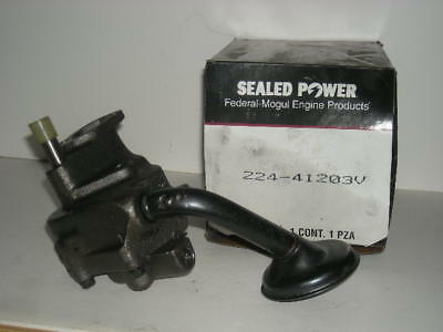 NOS, Sealed Power, Federal Mogul, 1988 Chevy, 454 Oil Pump & pickup