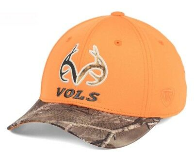 newest 70ea3 8472c New Tennessee Volunteers TOW Region Camouflage Hat Size Medium Large