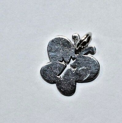 Adorable JAMES AVERY Sterling Silver 925 CROSSLET Butterfly Charm ~ READ DETAILS