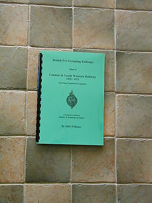 London & South Western  Railway Locomotives Index LSWR