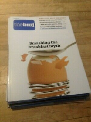 The BMJ 2nd February 2019 Smashing the breakfast myth