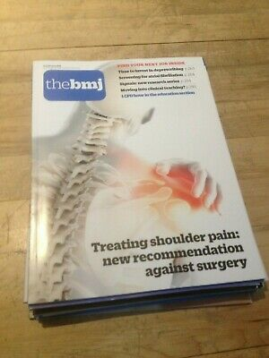 The BMJ 16th February 2019 Treating shoulder pain