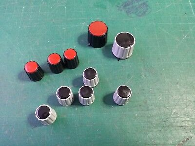 Elma Potentiometer Knob Pointer Non Pointer