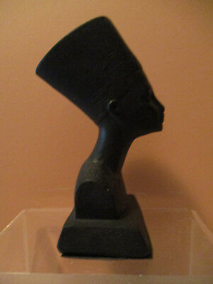 Collectible Egyptian Figurine, Statue, Scullpture, Bust, Nefetiti,  resin
