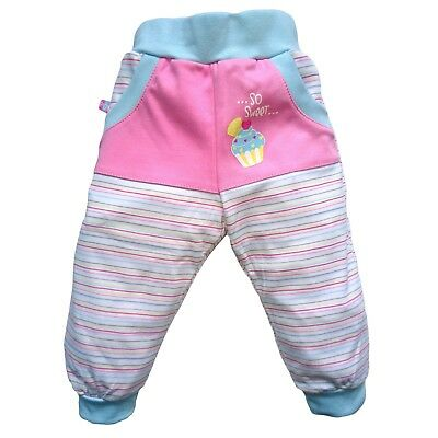 BNWT Baby Kids Girls Trousers Joggers* Pants 100% COTTON 18-24m / 2-3 Years