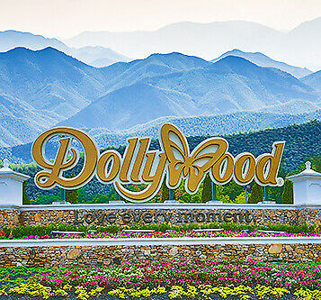 2 TICKETS TO DOLLYWOOD IN PIGEON FORGE, TN - 8/28 - 9/25 - Bring a friend passes