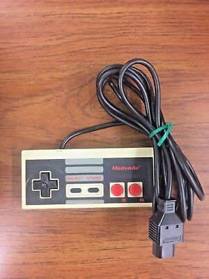Official Nintendo NES Controller Paddle Remote Authentic OEM NES-004