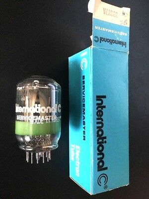 International Servicemaster 33GY7A - Vintage Vacuum Tube • FREE SHIPPING!