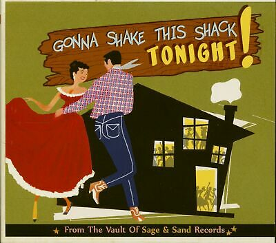Various - Record Label Profiles - Gonna Shake This Shack Tonight! Vol.2 - Fro...