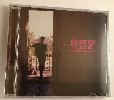 George Ezra - Staying At Tamara's - New & Sealed CD