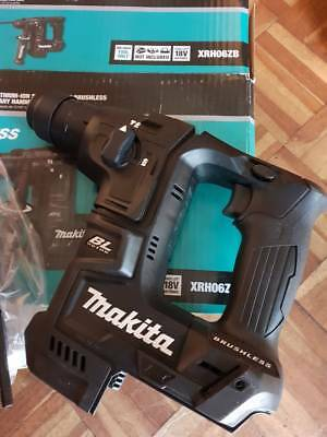 Makita XRH06ZB 18-Volt 11/16 SDS-Plus Sub-Compact Rotary Hammer Bare Tool 2018