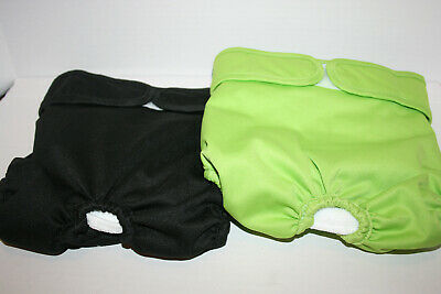 Teamoy LARGE Washable Reusable Dog Diapers