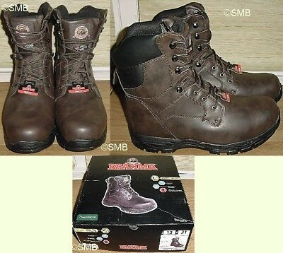 df97896d2c4 BRAHMA CHALLENGER STEEL Toe Insulated Work Boots size 13 NEW in Box
