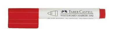 Faber-Castell Connectable Whiteboard Marker RED ***67-1592-21***