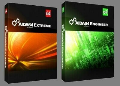Aida 64 Extreme/Engineer/ 3 PC Lifetime key