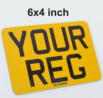 Novelty Fun 6x4 Small Motorcycle Bike Show Sign - Number 1 -  PLATE SELLER