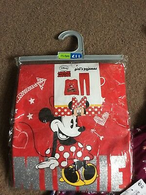 Next Girls Brand New With Tags Pyjamas Set Age 18-24 Months