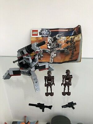 LEGO Star Wars Clone Trooper & Droid Battle Pack 9488 - Missing 2 Minifigs