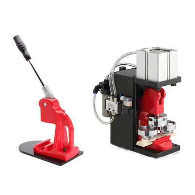 Button Badge Maker Punch Press Machine 25mm for Badge Brooch Button Punching