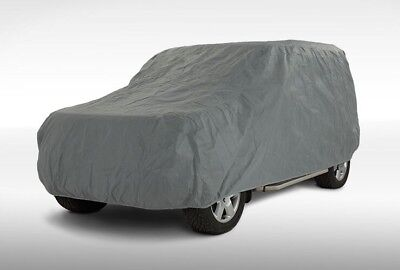 Land Rover Discovery 5 L462 2017-ON Heavy Duty Waterproof Car Cover Cotton Lined