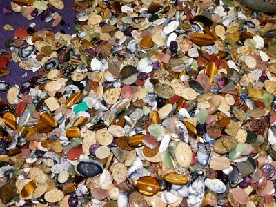 500cts. Top Quality Mix Wholesale Lot Natural Mix Gemstone Cabochon