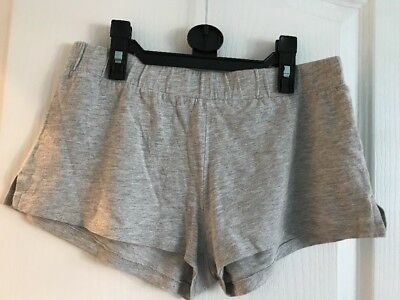 New Look 915 Generation Girls Grey Shorts - Size S - VGC