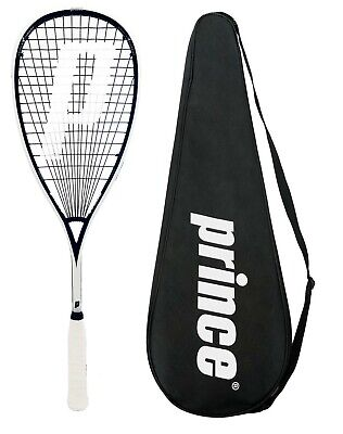 Prince Pro Sovereign 650 Squash Racket + Cover RRP £160