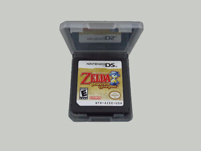 The Legend of Zelda: Phantom Hourglass Version Game Cartridges for 3DS NDSI NDSL